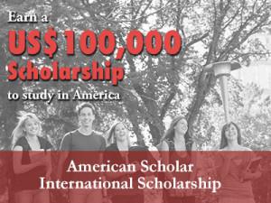 100,000 Scholarship